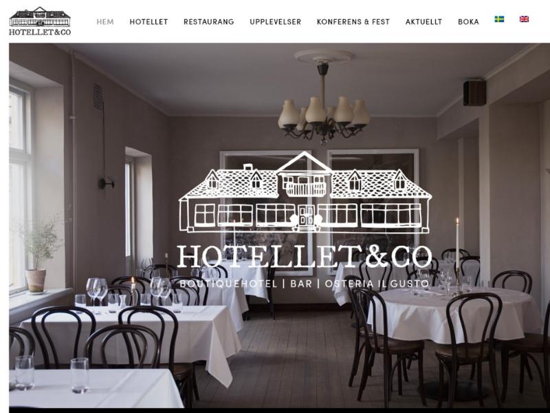 Hotellet & Co