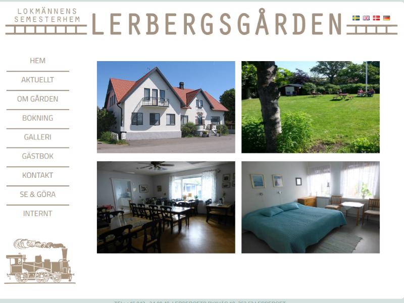 Lerbergsgårdens vandrarhem